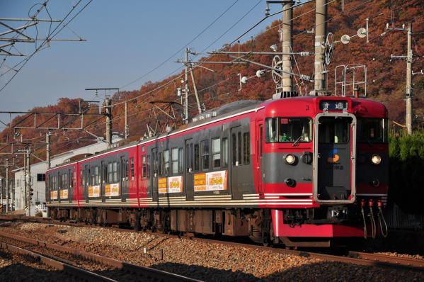 2012年11月19日 しなの鉄道線 屋代~千曲 115系S8編成