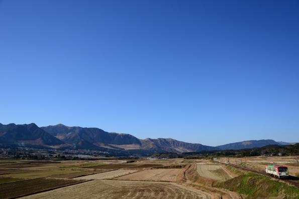 2012年12月13日 南阿蘇鉄道高森線 南阿蘇水の生まれる里白水高原~阿蘇下田城ふれあい温泉 MT-2000形2002A