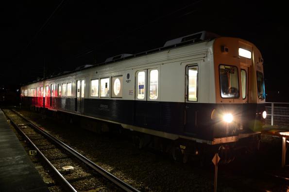 2012年12月20日 上田電鉄別所線 城下 7200系7253F