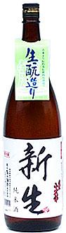 秩父菊水「生酛造り純米生酒」