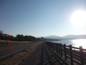 141023鰺ヶ沢の海岸