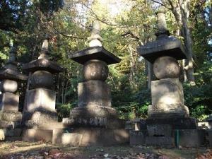 141030八戸南部家墓所3