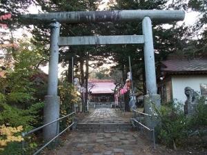 141030長者山新羅神社