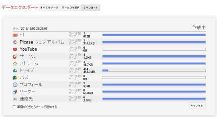 データエクスポート (2)