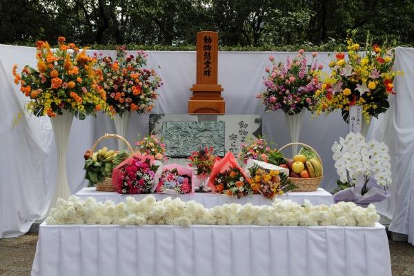 TobeZOO 動物慰霊祭 141026 03