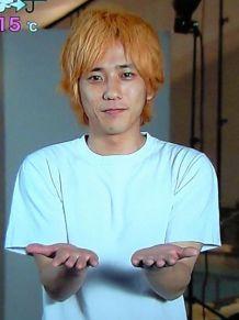 「嵐」の二宮和也さんが、ドラマの役作りのため10年ぶりに金髪になりましたね。