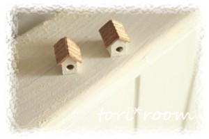 木工鳥小屋