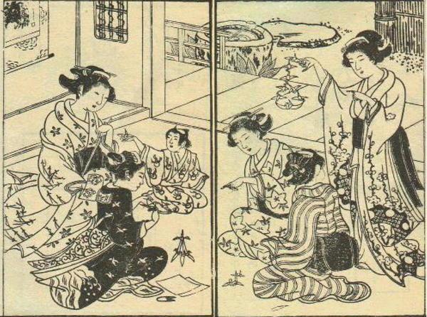"""すべての折り紙 折り紙 千羽鶴 : モンゴルに広まる""""折り紙韓流 ..."""