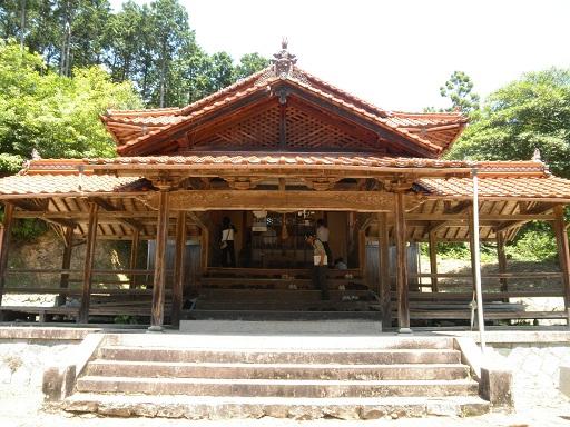 八千代の日高神社
