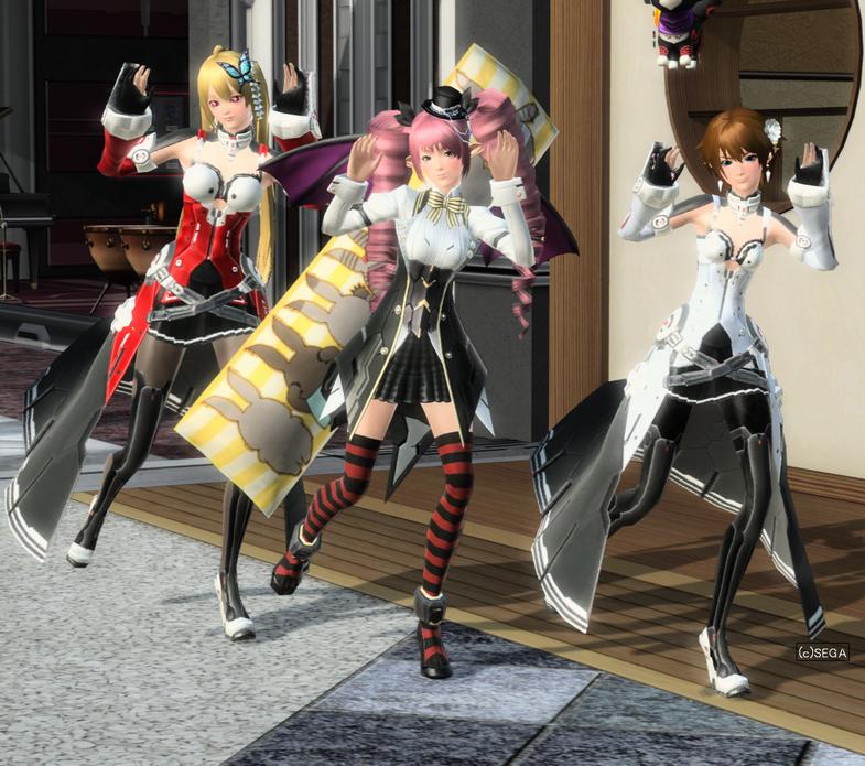 みんなでダンス♪