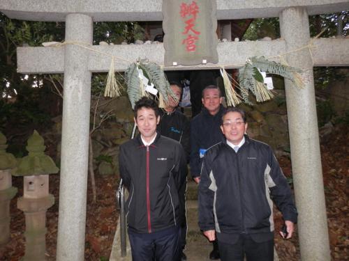 平成25年1月2日お種さん弁天宮初詣