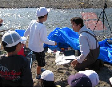 糸魚川マイスター・ドクトル・ガイド・リーダー、そして子供達