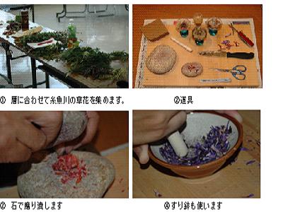 蝋燭製法1