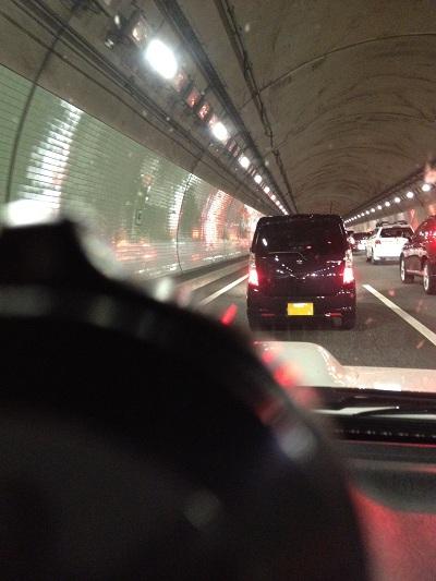 中央道渋滞