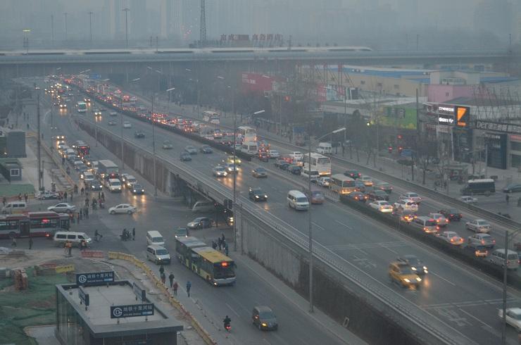 中国 北京の交通