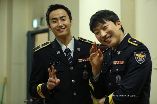 ソウル警察広報団ミュージカル140118公演