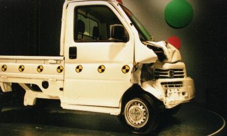 軽トラックの安全性
