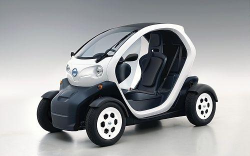 国内で開発中の超小型車