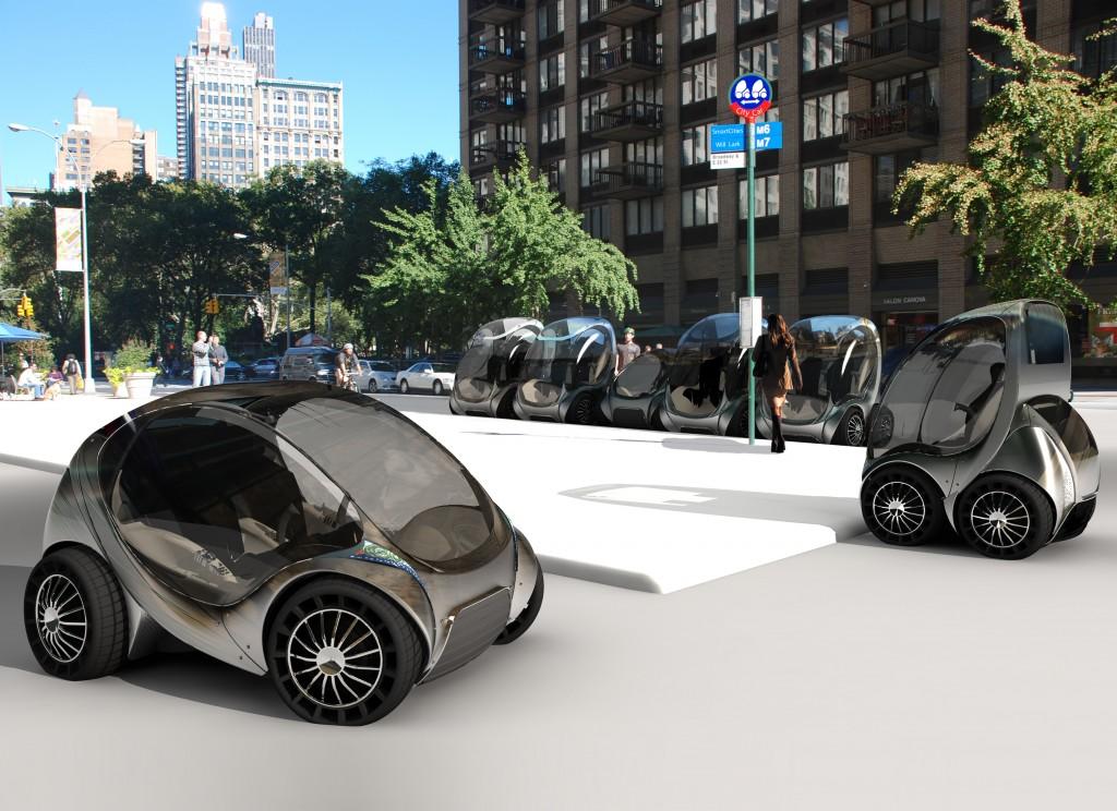 超小型車が普及したら
