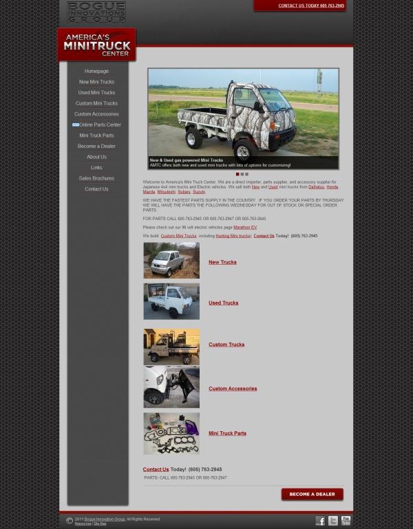 軽トラ改造専門店