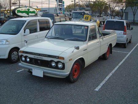 最後の日本向けピックアップトラック