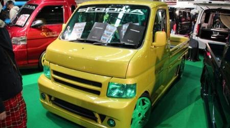 2012年の軽トラック