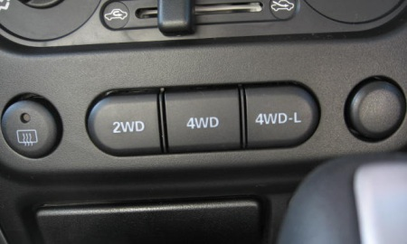 2WDと4WD
