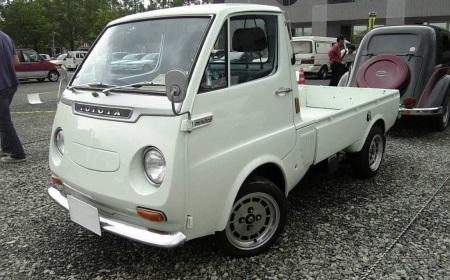 トヨタ・ミニエーストラック