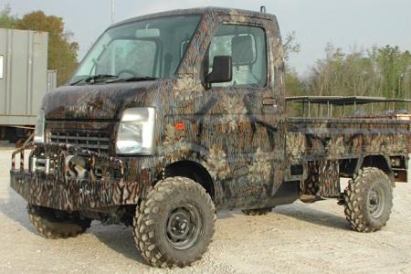 軽トラックの廃タイヤについて
