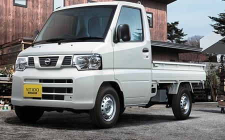 新型NT100クリッパートラック