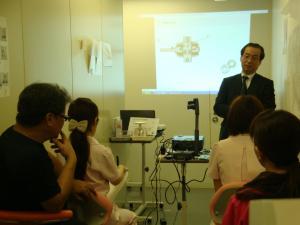2012年7月4日下田歯科2