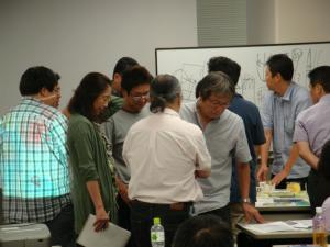 2012年7月8日三浦セミナー2
