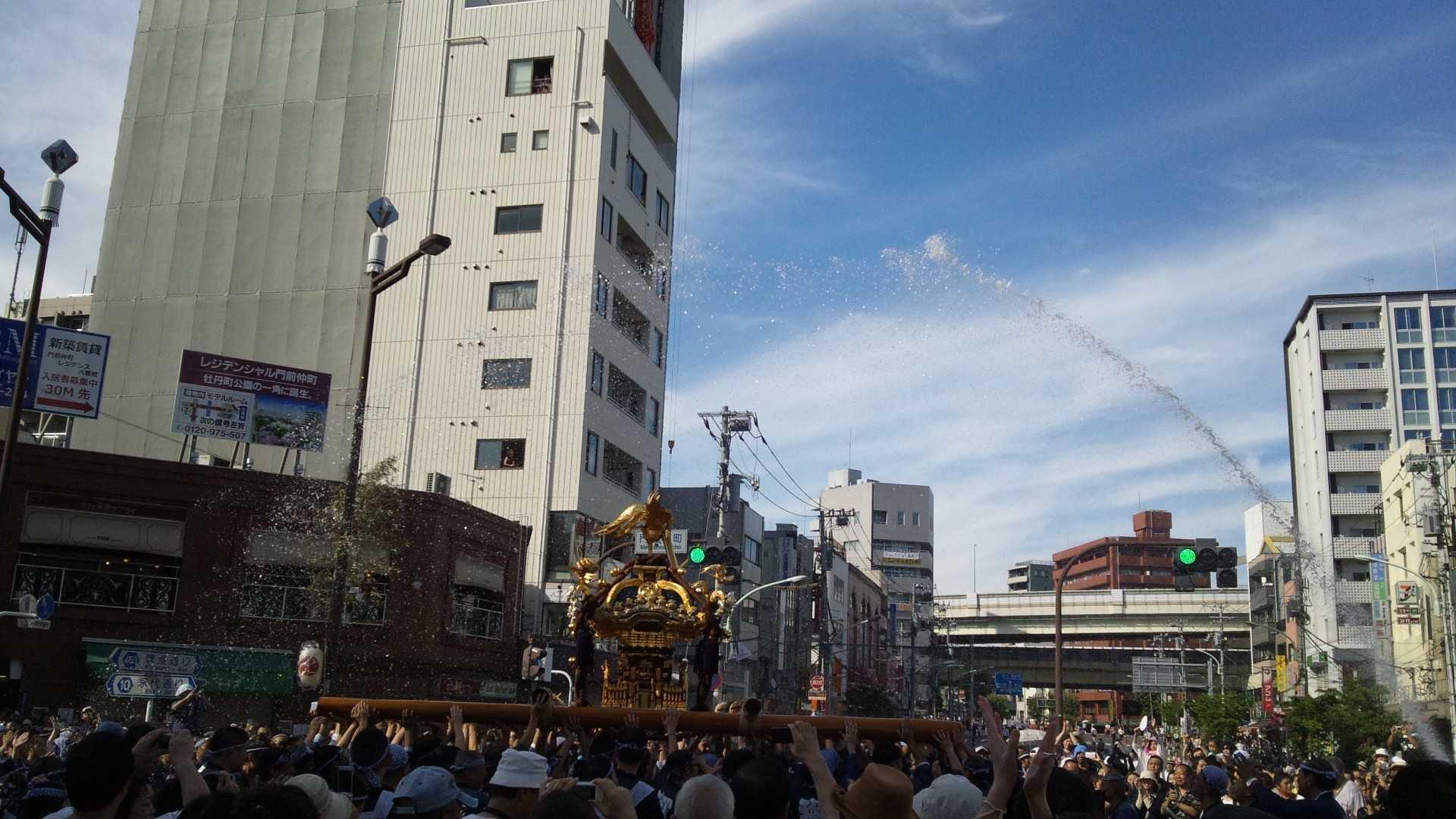 深川祭り2