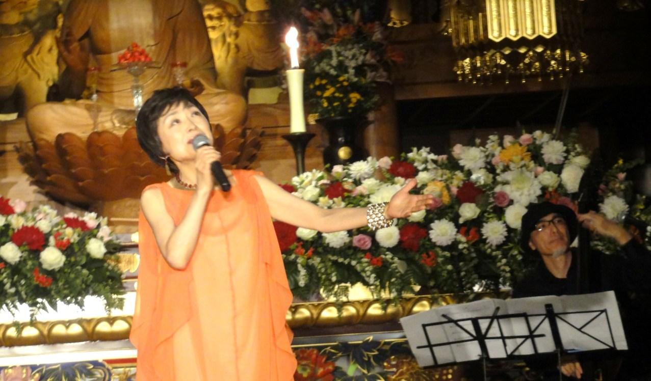 クミコ 「INORI~祈り」