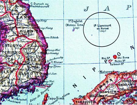1872年ドイツ製の古地図