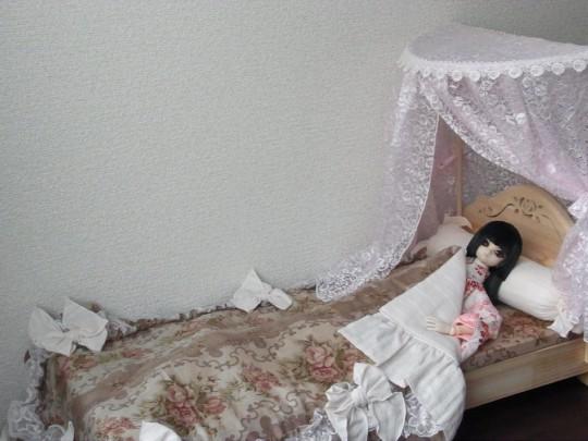ドール用ベッド11