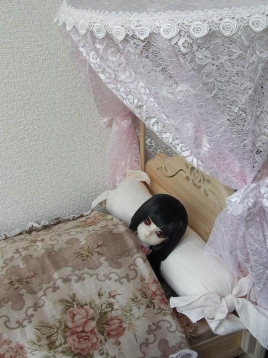 ドール用ベッド06