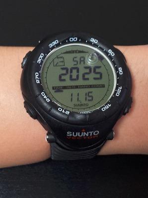 スントの腕時計試着