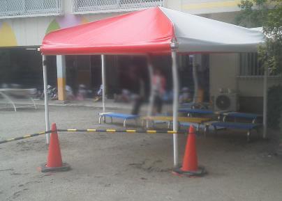 幼稚園テント 002