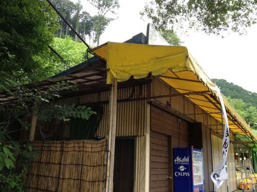浮羽固定テント2
