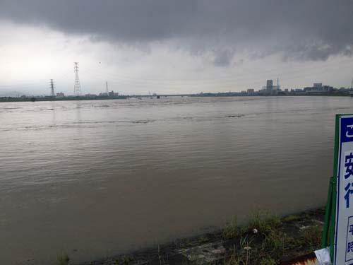 筑後川氾濫寸前2