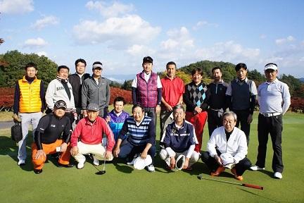 陳健一ゴルフ