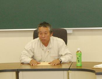平成24年度第1回作州津山商工会工業部会役員会