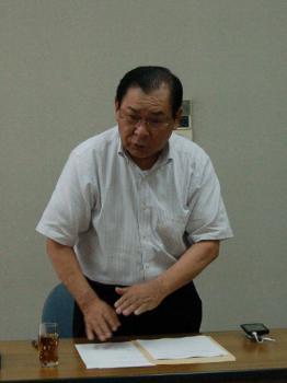 (社)津山法人会久米支部会役員会