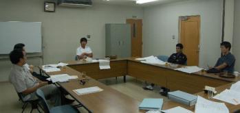 平成24年度第4回作州津山商工会久米支部青年部全体会議