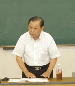 平成24年度第1回作州津山商工会久米地区運営会議
