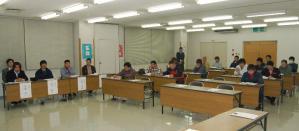 平成24年度作州津山商工会青年部通常総会