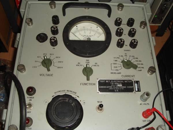 メーター検査機TS-656