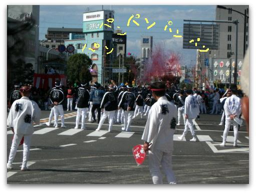 岸和田祭り 060-001パレード