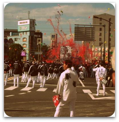 岸和田祭り 061パレード2